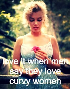 Love When Men Say They Love Curvy Women - Picture by Lucy Abraham - Inspiring Photo