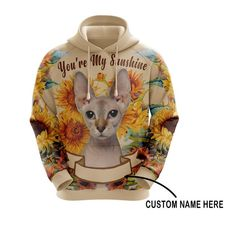 This Is Us, Just For You, Sphynx Cat, Cat Names, High Definition, Owl, Arms, Hoodies, Zip Hoodie