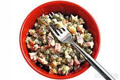 Салат оливье: самый вкусный и самый полезный рецепт | Мужской журнал Formen
