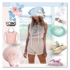 """""""YOINS CONTEST"""" by ilona-828 ❤ liked on Polyvore featuring Elodie, women's clothing, women's fashion, women, female, woman, misses, juniors, polyvoreeditorial and yoins"""