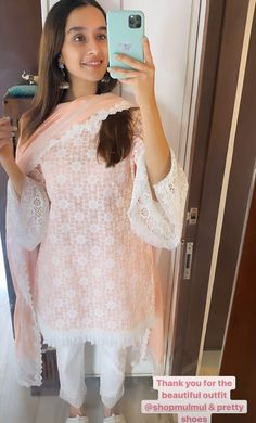 Cute Preppy Outfits, Trendy Outfits, Punjabi Models, Sraddha Kapoor, Beautiful Bollywood Actress, Indian Fashion, Teen Fashion, Actress Photos, Traditional Dresses