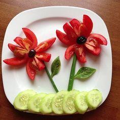 Recetas para niños Cute Snacks, Snacks Für Party, Cute Food, Good Food, Yummy Food, Healthy Food, Snacks Ideas, Lunch Ideas, Food Design