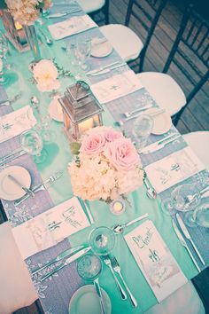 #tablescapes  Photography: Three Nails Photography - threenailsphotography.com  Read More: http://www.stylemepretty.com/destination-weddings/2012/06/08/turks-and-caicos-wedding-by-three-nails-photography/