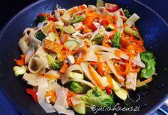 Pasta Salad, Food Ideas, Ethnic Recipes, Vegane Rezepte, Crab Pasta Salad
