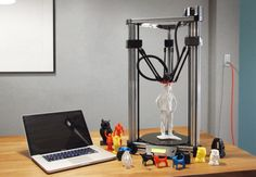 ATOM 3D Printer launches on Taiwan's 'Kickstarter', reaches goal in 4 days