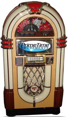 Image detail for -Juke Box: PrimeTime Amusements Video Arcade Games / Arcade Machines ...