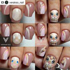 #Repost @verakso_nail with @repostapp ・・・ Ловите мои красотки! #mk_verakso#мкногти #мкн_мультяшки