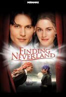 Finding Neverland - UK - Oscar winning film staring Johnny Depp, Dustin Hoffman, Julie Christie, and Kate Winslet. Details the experience of Peter Pan author, J.M. Barrie which led him to write the children's classic.