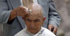 Sweet Liberation – Head Shaving 101 [Ward Men's Grooming Silvertip Blog]