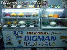 Digman's Halo-Halo