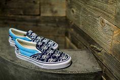 #Vans x #BillyS Slip-On #sneakers