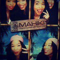 me and my girl at Mahiki