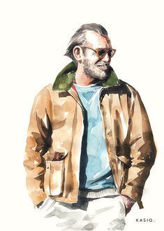 Fashion Illustration : illustrator