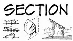 Sections For Architectural Sketches - Architecture Daily Sketches - YouTube