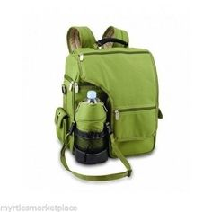 Lunchbox Cooler Picnic Hiking Travel Trip Back Pack Carrier Storage Insulated