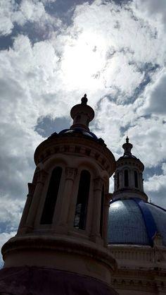 Cúpula de la Catedral de Cuenca.