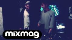 Submerse & Paul White future psychedelic hip hop set in Mixmag's Lab