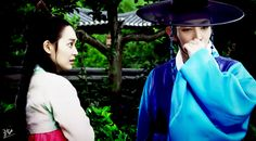 arang and the magistrate - these two are just fabulous together