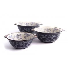 temp-tations® by Tara: temp-tations® Set of 3 Floral Lace Nesting Bowls  I love this pattern and these size bowls.