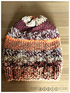Pequeñas nubes de colores Knitted Hats, Crafty, Knitting, Blog, Fashion, Winter Is Coming, Wool Yarn, Clouds, Beanies