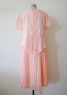 ✂ vintage 1930s Daydream of  Rosa Taildress | Origin: Japan | http://etsy.me/YUL2IY