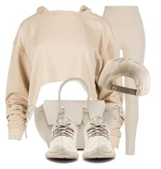 """""""Untitled #3333"""" by xirix ❤ liked on Polyvore featuring My Love My Leggings and CÉLINE"""