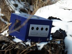 And here we see the Gamecube in it's natural habitat. What a beautiful, majestic creature.