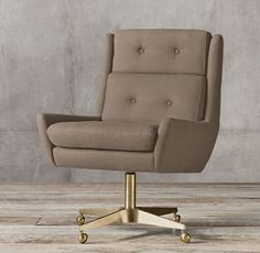 Motorcity Fabric Desk Chair