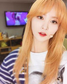 #MCOUNTDOWN#EXID Park Jeonghwa