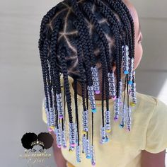Braids for Kids- 50 Kids Braids with Beads Hairstyles Toddler Braided Hairstyles, Cute Little Girl Hairstyles, Black Kids Hairstyles, Baby Girl Hairstyles, Natural Hairstyles For Kids, Natural Hair Styles, Little Girl Braid Styles, Kid Braid Styles, Little Girl Braids