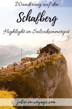 Wanderung auf den Schafberg - Highlight im Salzkammergut  Der Schafberg ist einer der schönsten Aussichtspunkte des Salzburger Landes. Die Wanderung hinauf ist zwar anstrengend, aber oben angekommen wird man mit einem wunderschönen Panorama belohnt. Für mich ist die Schafbergwanderung eine der schönsten Touren in Österreich. Genauere Infos, Tipps und Details findest du im Blogbeitrag. #Europa #Österreich #wandertipps #ausflug #Salzkammergut #schafberg #salzburg Austria, Grand Canyon, Travel Inspiration, Hiking, Wanderlust, Around The Worlds, Camping, City, Bergen