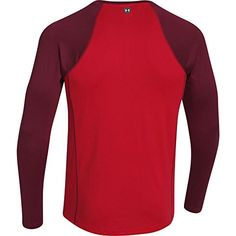 Under Armour Mens Halen LS Rash Guard Shirt MD RED * Clicking on the VISIT button will lead you to find similar swimwear