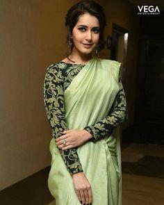 Actress #RaashiKhanna Latest Pics  #Vega #Entertainment #VegaEntertainment