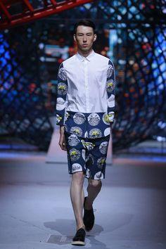 Cabbeen Spring Summer 2016 Primavera Verano - Mercedes-Benz Fashion Week China | #Menswear #Trends #Tendencias #Moda Hombre - MFT