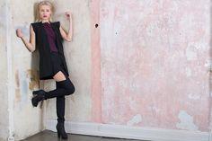 www.juljafinland.com Knee Boots, Ballet Skirt, Skirts, Collection, Fashion, Moda, Tutu, Fashion Styles, Skirt