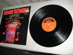 Rock  N  Roll Greats Vol 1 UK Lp near mint