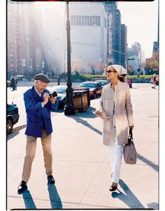 Bill Cullingham// Der Erfinder der Street-Style-Fotografie