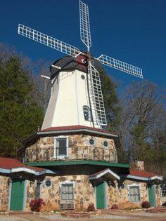 Heidi Motel Windmill Suites - Helen, GA, United States