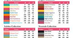 RGB Color Codes Stampin Up 2013-14.pdf