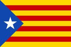 Bandera Estelada blava #cataluña #estelada #blava #bandera