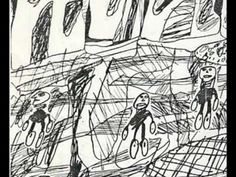 A Short History of Artist Jean Dubuffet. Use as inspiration for large styrofoam sculpture project (examples at end of video).