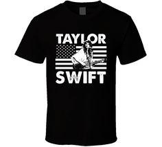 Taylor Swift American Country Singer Music Legend Fan T Shirt