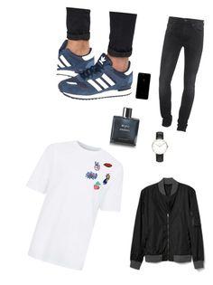 Designer Clothes, Shoes & Bags for Women Daniel Wellington, Adidas Originals, Gap, Men's Fashion, Menswear, Chanel, Shoe Bag, Polyvore, Stuff To Buy