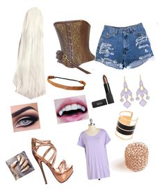 """Kalligeneia"" by eyglo-osk on Polyvore"