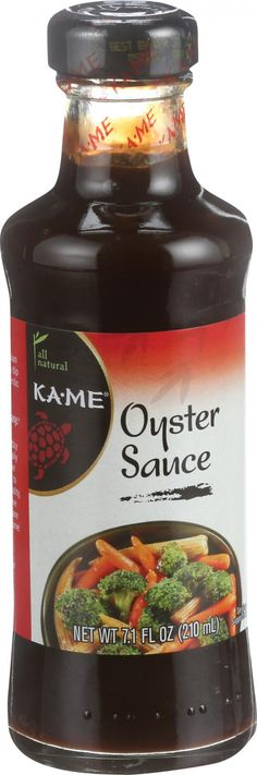 Ka'Me Oyster Sauce - 7.1 oz - Case of 6
