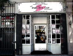The Pink Teacup nyc by gbaron1, via Flickr