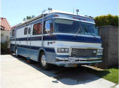 RvSell  » MOTORHOMES FOR SALE  1990 VOGUE PRIMA VISTA IN CALIFORNIA