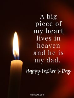 Dad In Heaven Quotes, Fathers Day In Heaven, Happy Fathers Day, Fathers Day Gifts, Diy Father's Day Gifts, Father's Day Diy, Father Poems, Good Good Father, Piece Of Me
