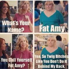 Pitch Perfect- makes me and the hubby laugh everytime we hear this commercial, we will definitely be renting it