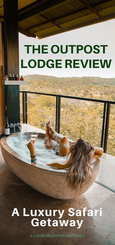 The Outpost Lodge Review: A luxury safari getaway New Travel, Travel Goals, Travel Advice, Luxury Travel, Travel Guides, Travel Tips, Travel Hacks, Budget Travel, Places To Travel